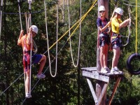 Highest-rope Course at Kramsach