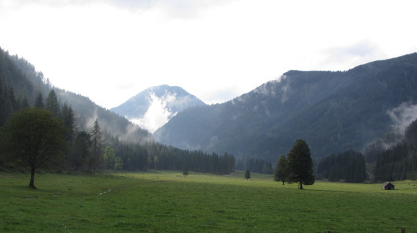 Mountains near Villach