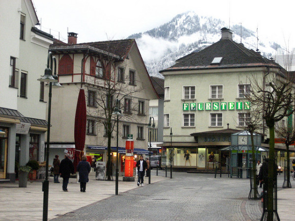 The diverse city of Dornbirn