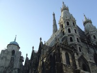 The Cathedral of Saint Stephen in Vienna