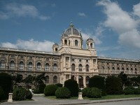 The Museumsquartier in Vienna