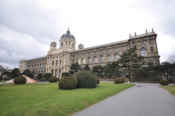 The Museum of Art History in Vienna