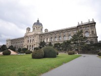 The Museum of Fine Arts in Vienna or the Kunsthistorisches Museum