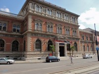 The MAK or the Museum of Contemporary and Applied Art in Vienna