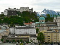 Hohensalzburg or the Fortress of Salzburg