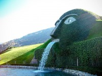 The famous Swarovski Museum