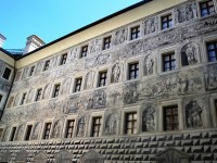 The Ambras Castle in Innsbruck