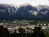 Tourist guide to Innsbruck