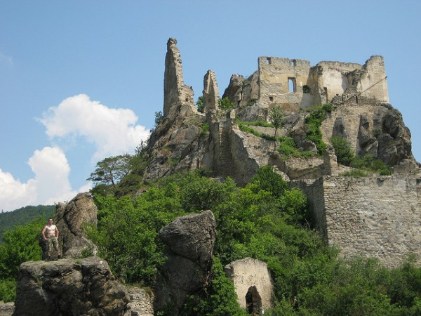 The Castle of Durnstein
