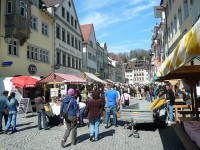 Tourist guide to Feldkirch