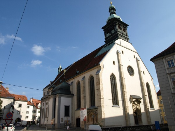 The Cathedral of Graz