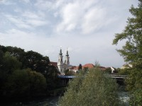 The best three and four star hotels in Graz